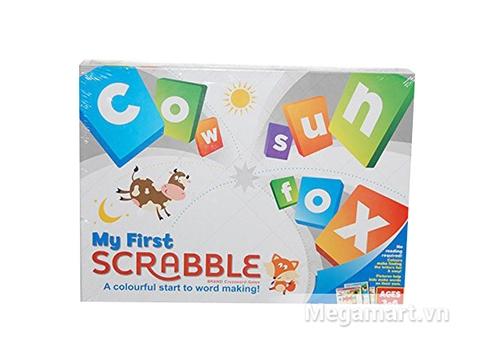 Mattel Scrabble tiếng Anh cơ bản giúp trẻ học tiếng anh hiệu quả