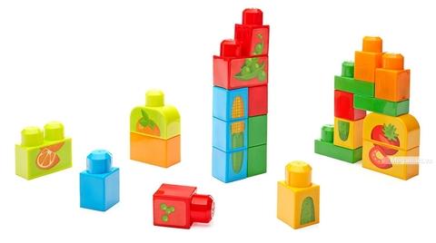Mega Bloks Xếp khối trái cây - Các mô hình ấn tượng