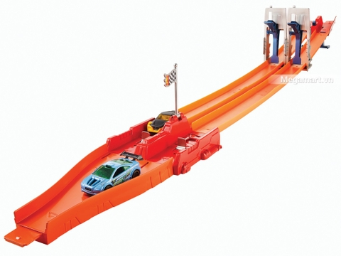 Thiết kế ấn tượng của Hot Wheels Đường đua siêu tốc độ