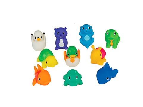 Các mô hình sinh vật biển ấn tượng trong bộ Munchkin 10 sinh vật nước ngọt