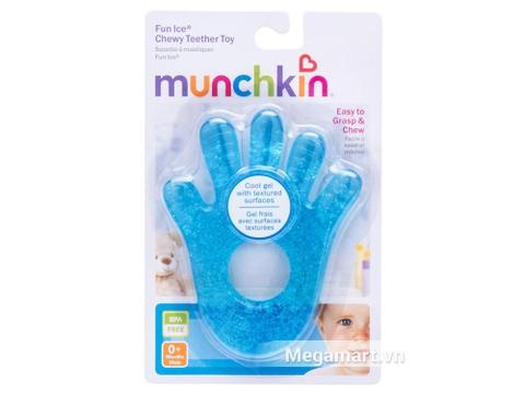 Hình ảnh thực tế của sản phẩm Munchkin Gặm nướu gel hình bàn tay