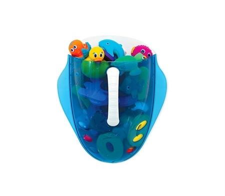Đồ chơi Munchkin Giỏ đựng đồ chơi nhà tắm giúp mẹ thu dọn chiến trường của bé một cách dễ dàng