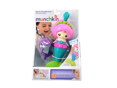 Hình ảnh vỏ hộp bộ Munchkin Nàng tiên cá