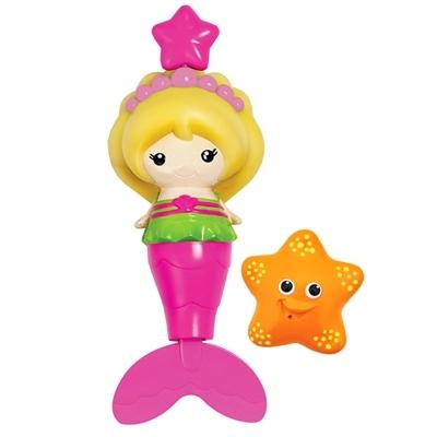 Nàng tiên cá xinh đẹp và sinh vật biển đáng yêu trong bộ đồ chơi Munchkin Nàng tiên cá