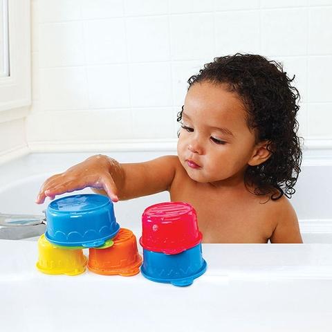 Đồ chơi Munchkin Sâu 3 trong 1 giúp phát triển kỹ năng toàn diện cho trẻ nhỏ