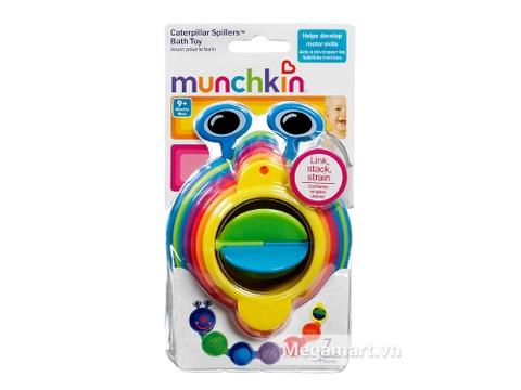 Hình ảnh vỏ hộp bộ Munchkin Sâu 3 trong 1
