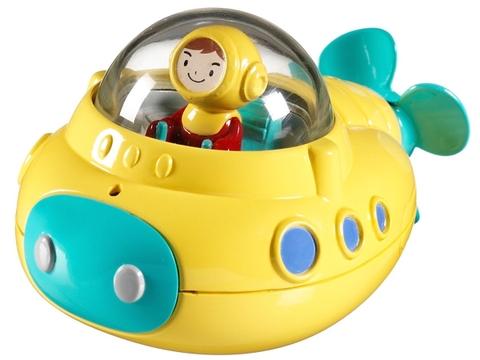 Đồ chơi Munchkin Tàu ngầm thám hiểm mang tính giáo dục cao, giúp bé phát triển trí tưởng tưởng và rèn luyện kỹ năng
