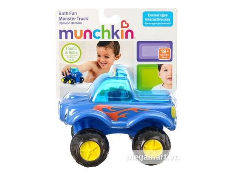 Hình ảnh vỏ hộp bộ Munchkin Xe tải nổi trên nước