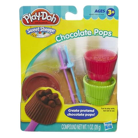 Bộ đồ chơi Play-Doh 49654 - Bộ làm kem mini cho bé vui chơi thỏa thích