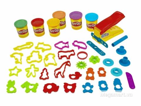 Play-Doh 42951 -  Khuôn tạo hình đa dạng - các chi tiết trong sản phẩm