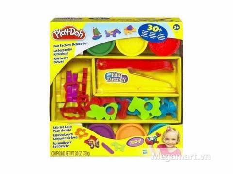 Play-Doh 42951 -  Khuôn tạo hình đa dạng - ảnh bìa sản phẩm