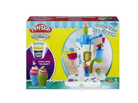 Hình ảnh sản phẩm Play-Doh A2104 - Máy làm kem hoàn hảo