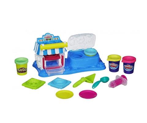 Bộ Play-Doh A5013 - Tráng miệng ngọt ngào với các chi tiết làm bằng nhựa cao cấp và nguyên liệu tự nhiên tuyệt đối an toàn