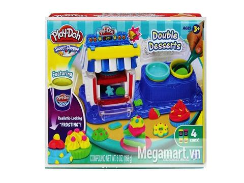 Vỏ hộp đựng Play-Doh A5013 - Tráng miệng ngọt ngào