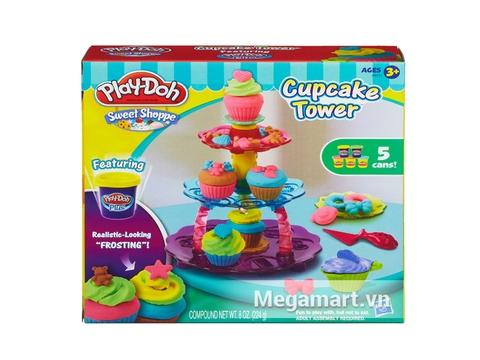 Hộp đựng Play-Doh A5144 - Cupcake ngọt ngào