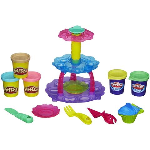Play-Doh A5144 - Cupcake ngọt ngào - đồ chơi đất nặn thú vị cho bé