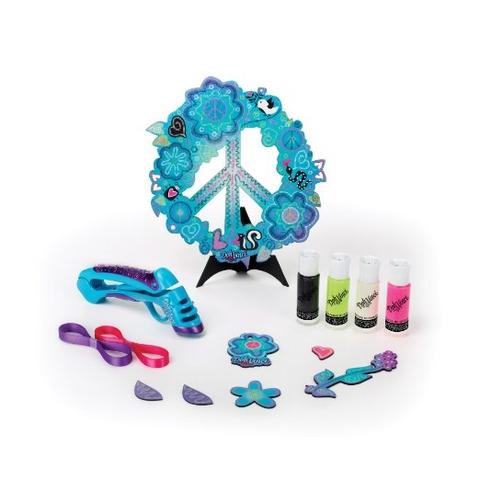 Play-Doh A7187 - Vòng hoa treo cửa được làm từ chất liệu tự nhiên tuyệt đối an toàn cho bé