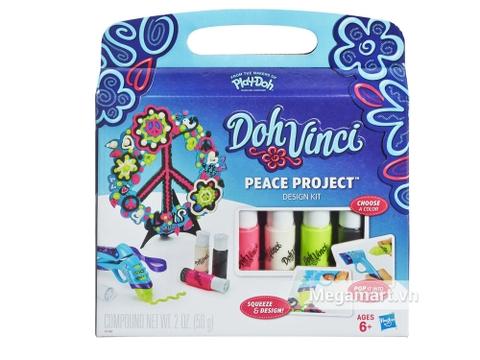 Vỏ hộp đựng bộ đồ chơi Play-Doh A7187 - Vòng hoa treo cửa