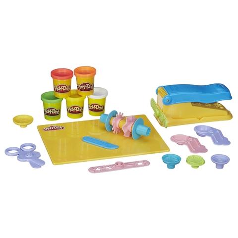 Trọn bộ đất nặn và dụng cụ trong Play-Doh A9800 - Bộ thức ăn đơn giản