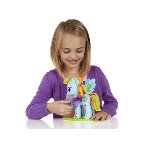 Đồ chơi Play-Doh B0011 - Trang trí Pony kích thích khả năng sáng tạo cho bé