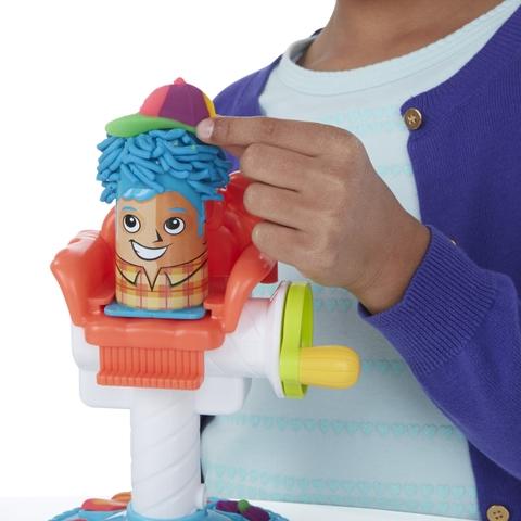 Play-Doh B1155 - Kiểu tóc thời trang thử thách cho bé từ 3 tuổi trở lên