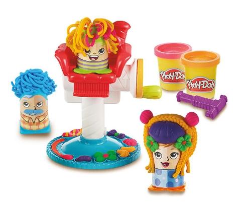 Đồ chơi Play-Doh B1155 - Kiểu tóc thời trang an toàn cho bé phát triển tư duy