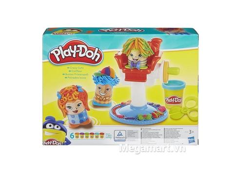 Hình ảnh sản phẩm Play-Doh B1155 - Kiểu tóc thời trang