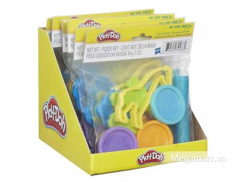 Ảnh bìa sản phẩm Play-Doh B4159 - Sở thú mini