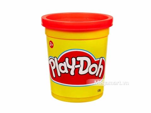 Hộp đất nặn Play-doh được thiết kế đơn giản, màu sắc bắt mắt