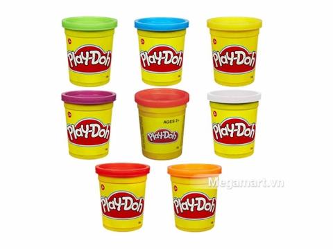 Các màu trong seri đất nặn Play-Doh B5517A 130g