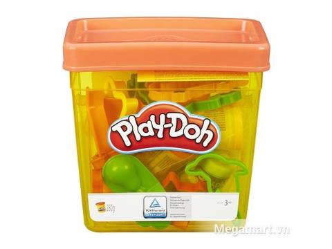 Hộp đất nặn Play-Doh B1157 - Khuôn tạo hình đơn giản
