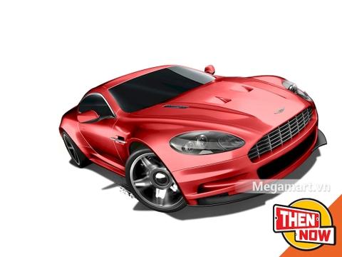Ảnh siêu xe mô hình Hot Wheels Aston Martin DBS cực đẹp