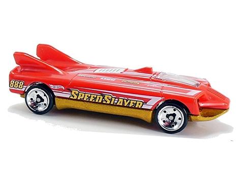 Hot Wheels Speed Slayer - siêu xe hiện đại, kiểu dáng phá cách