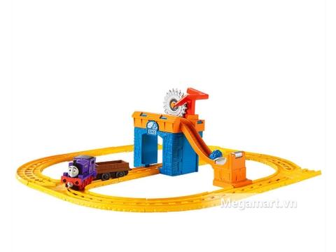 Thiết kế ấn tượng của Thomas and Friends Bộ đầu máy xe lửa Charlie khai thác đá