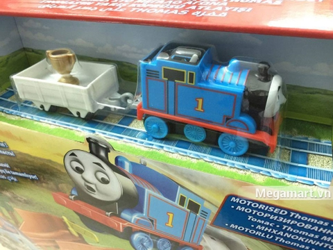 Thiết kế ấn tượng của Thomas and Friends Bộ đường đua thomas nhảy vượt cầu