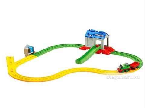 Thông tin chung bộ Thomas and Friends Bộ đường ray Percy đi trung tâm cứu hộ
