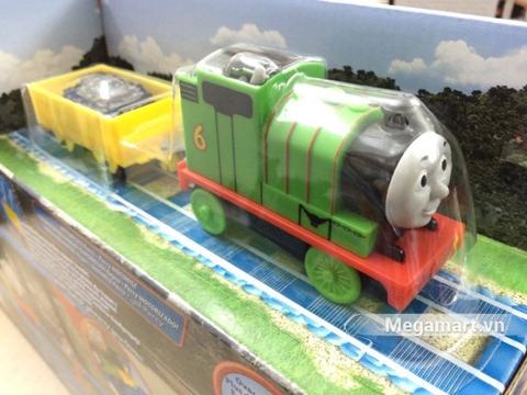 Thomas and Friends Bộ đường ray vận chuyển hàng bằng thang máy Percy - nhân vật Percy