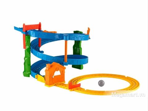 Thomas & Friends Bộ đường ray xoắn ốc - bộ đồ chơi được yêu thích nhất