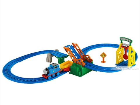 Thomas and Friends Đường ray hình số 8 - Cầu kéo di động - Thiết kế ấn tượng