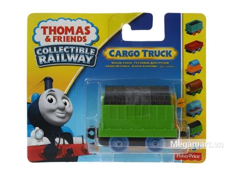 Thomas and Friends Toa xe lửa chở hàng độc đáo và hiện đại