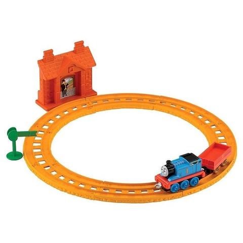 Mô hình đồ chơi Thomas and Friends Bộ đường ray nhà ga tạiMaron