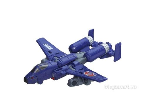 Mô hình Transformers Decepticon Viper phiên bản thế hệ huyền thoại chuyển đổi thành máy bay phản lực