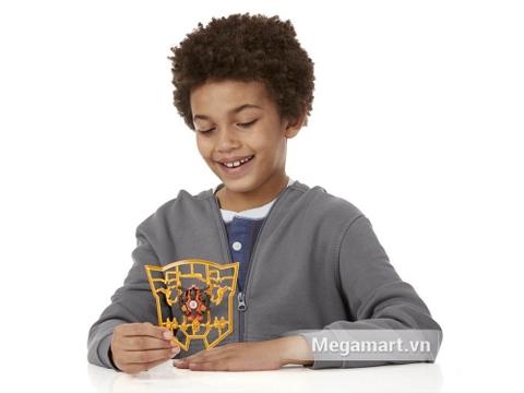 Đồ chơi Transformers RID Mini-con Beastbox dành cho bé từ 5 tuổi trở lên