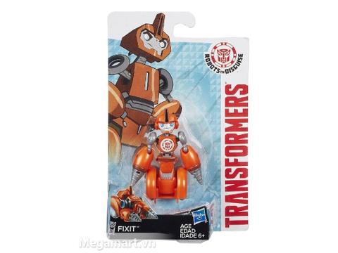 Hộp đựng Transformers Robot RID Legion Fixit
