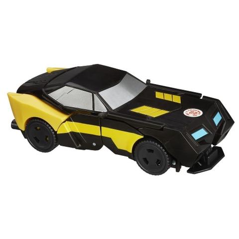 Đồ chơi Transformers Robot Bumblebee RID phiên bản biến đổi siêu tốc phát huy trí sáng tạo cho bé