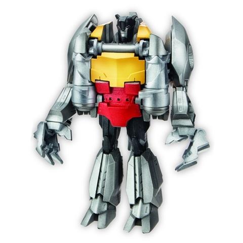 Mô hình Transformers Robot Gold Armor Grimlock RID phiên bản biến đổi siêu tốc