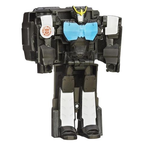 Mô hình Transformers Robot Patrol Mode Strongarm RID phiên bản biến đổi siêu tốc
