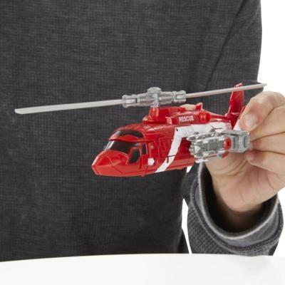 Đồ chơi Transformers Robot Protectobot Blades phiên bản thế hệ huyền thoại mang đến những bài học bổ ích