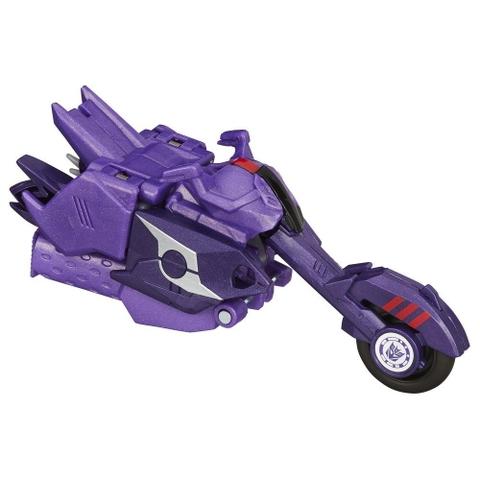 Đồ chơi Transformers Robot Deception Fracture phiên bản biến đổi siêu tốc an toàn cho bé