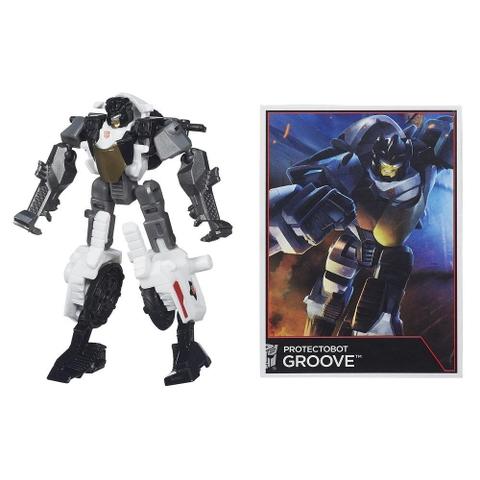 Transformers Robot Groove phiên bản thế hệ huyền thoại độc đáo cho bé sáng tạo